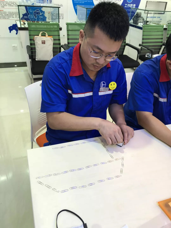 广州红树林为佛山石化进行创新EAP心理项目